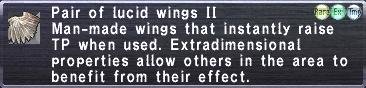 Lucid Wings II