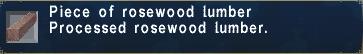 Rosewood Lumber