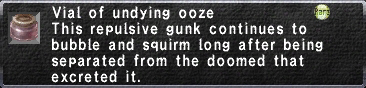 Undying Ooze