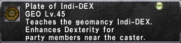 Indi-DEX