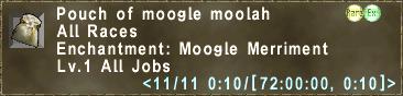 Pouch of moogle moolah