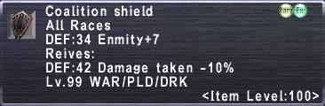 Coalition Shield
