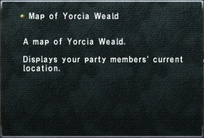 Map of Yorcia Weald
