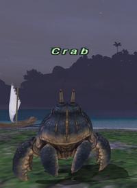 Rearing-crab
