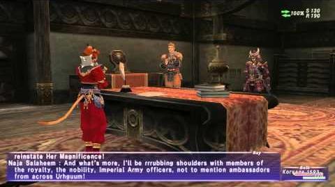 Aht Urhgan Mission 46: Imperial Coronation/Plot Details