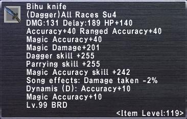 Bihu Knife