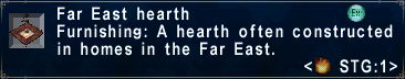 Far east hearth