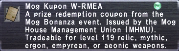 Kupon W-RMEA