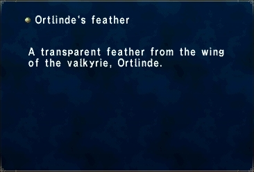Ortlinde's Feather