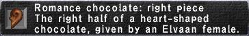 Romancechocolaterightpiecefemale