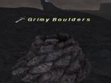 Grimy Boulders