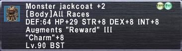Monster Jackcoat +2