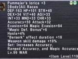 Pummeler's Lorica +3