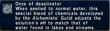 Desalinator