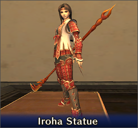 Iroha Statue 500px
