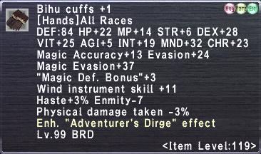Bihu Cuffs Plus 1