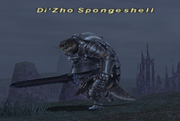 Di'Zho Spongeshell