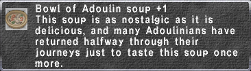 Adoulin Soup 1
