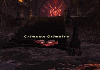 Crimson Grimoire