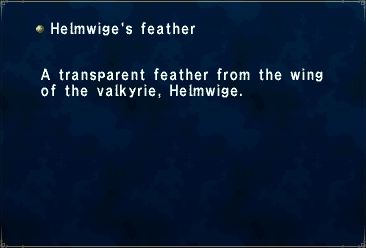 Helmwige's Feather