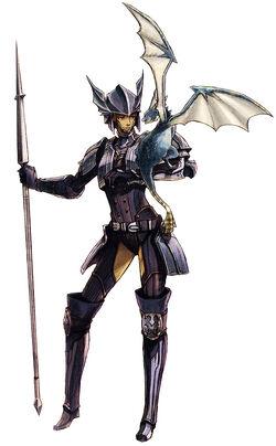 Mithra Dragoon