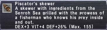 Piscator's Skewer