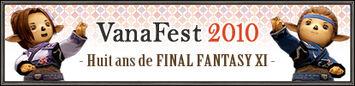 Prochaine organisation du VanaFest 2010 à Tokyo (15.01.2010)