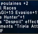 Raider's Poulaines +2
