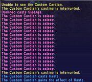 Custom cardian
