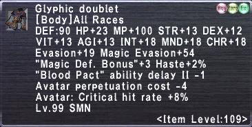 Glyphic Doublet