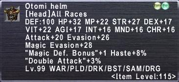 Otomi Helm