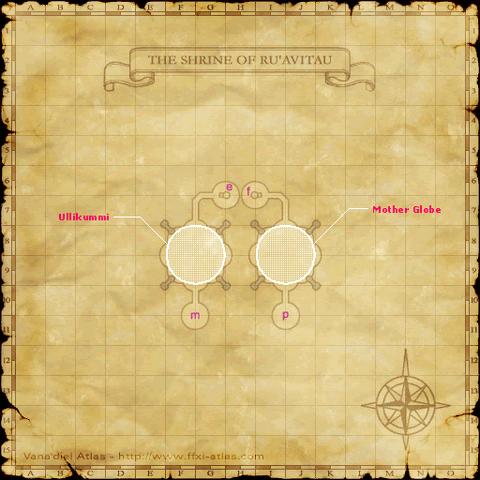 Map 6 - The Shrine of Ru'Avitau