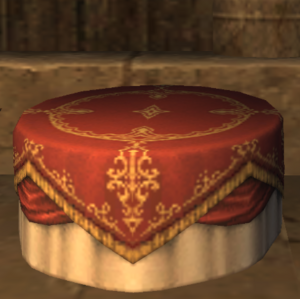 Banquet Table Ingame