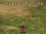 Feyweald Sapling