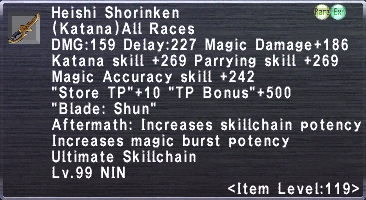 Heishi Shorinken