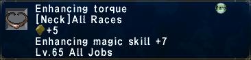 Enhancing Torque