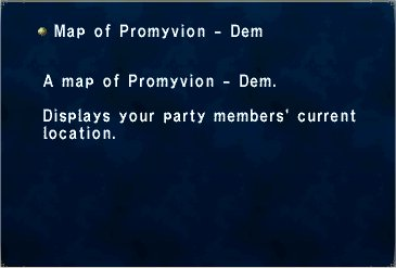 Promy-Dem map
