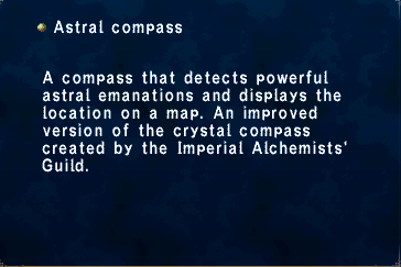 Astral Compass