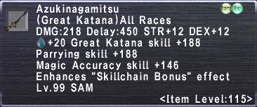 Azukinagamitsu