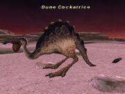 Dune Cockatrice