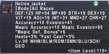 Helios Jacket