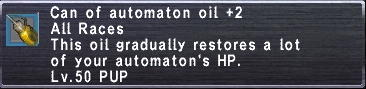 Automaton Oil Plus 2