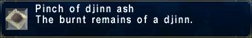 Djinn Ash