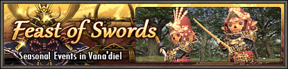 Feast of Swords Banner