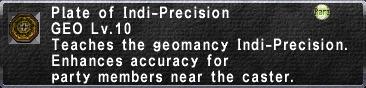 Indi-Precision