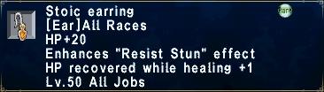 Stoicearring