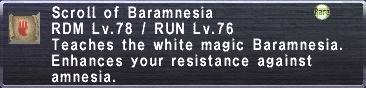 ScrollOfBaramnesia