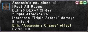 Assassin's Poulaines 2