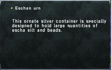Eschan urn