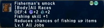 Fisherman's smock